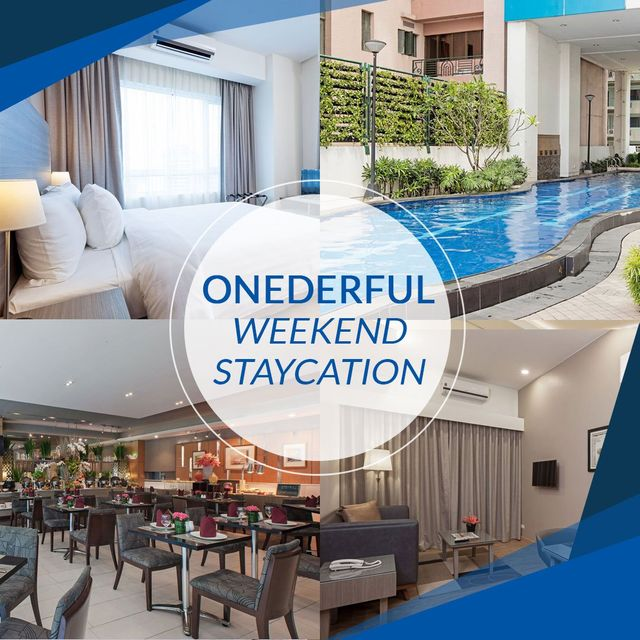Onederful Weekend Staycation