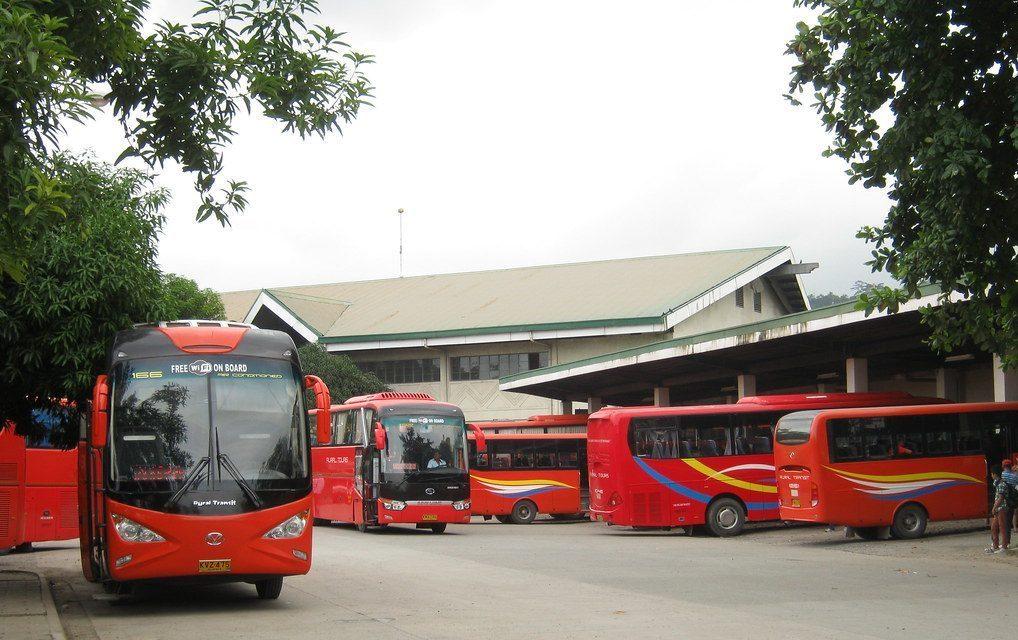 Bus terminal (1.6 km)