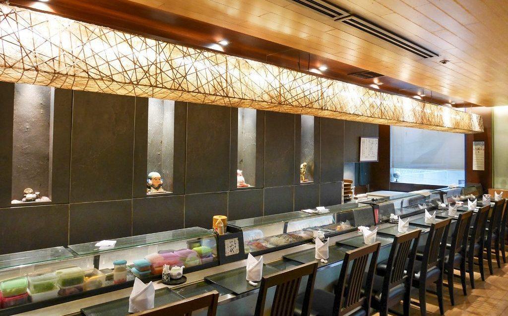 Tsumura Sushi Bar & Restaurant (550 m)