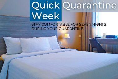 quick quarantine week